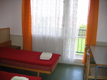 Room at the internat